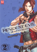 Frontcover Resident Evil – Heavenly Island 2