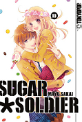 Frontcover Sugar ✱ Soldier 10