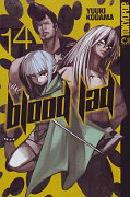 Frontcover Blood Lad 14