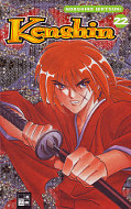 Frontcover Kenshin 22
