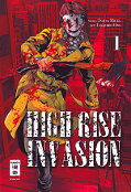 Frontcover High Rise Invasion  1