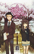 Frontcover A Silent Voice  2