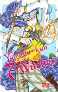 Frontcover Yamada-kun and the seven Witches 19