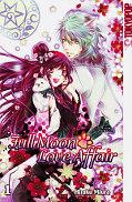 Frontcover Full Moon Love Affair 1