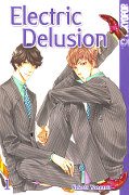 Frontcover Electric Delusion 1