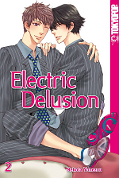 Frontcover Electric Delusion 2