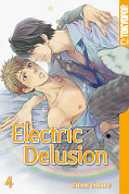 Frontcover Electric Delusion 4