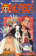 Frontcover One Piece 25