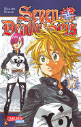 Frontcover Seven Deadly Sins 17