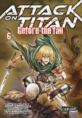 Frontcover Attack on Titan - Before the fall 6