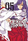 Frontcover Dragons Rioting 5