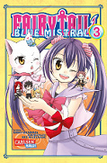 Frontcover Fairy Tail - Blue Mistral 3