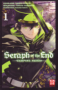 Frontcover Seraph of the End 1
