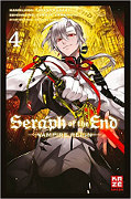 Frontcover Seraph of the End 4