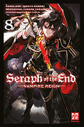 Frontcover Seraph of the End 8