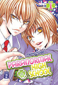 Frontcover Paranormal High School 1