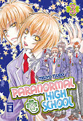Frontcover Paranormal High School 3