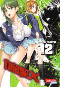Frontcover Triage X 12