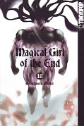 Frontcover Magical Girl of the End 10