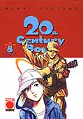 Frontcover 20th Century Boys 8