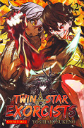Frontcover Twin Star Exorcists: Onmyoji 2
