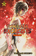 Frontcover Twin Star Exorcists: Onmyoji 5