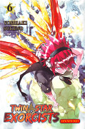 Frontcover Twin Star Exorcists: Onmyoji 6