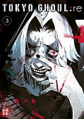 Frontcover Tokyo Ghoul:re 3