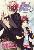 Frontcover Food Wars - Shokugeki no Soma 14
