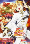 Frontcover Food Wars - Shokugeki no Soma 15