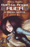 Frontcover Battle Angel Alita 2