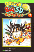 Frontcover Dragon Ball SD 2