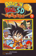 Frontcover Dragon Ball SD 3