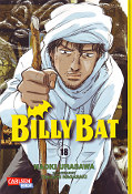 Frontcover Billy Bat 18
