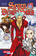 Frontcover Seven Deadly Sins 18