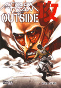 Frontcover Attack on Titan - Outside 1