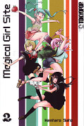 Frontcover Magical Girl Site 2