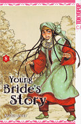 Frontcover Young Bride's Story 8