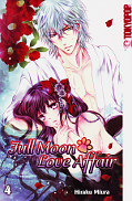 Frontcover Full Moon Love Affair 4