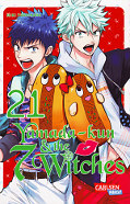 Frontcover Yamada-kun and the seven Witches 21