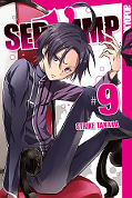 Frontcover Servamp 9