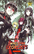 Frontcover Twin Star Exorcists: Onmyoji 7