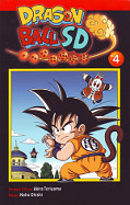 Frontcover Dragon Ball SD 4