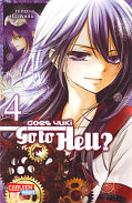 Frontcover Does Yuki go to hell? 4