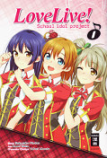 Frontcover Love Live! School Idol Project 1