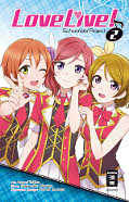 Frontcover Love Live! School Idol Project 2