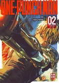 Frontcover One-Punch Man 2