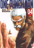 Frontcover One-Punch Man 4