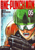 Frontcover One-Punch Man 5