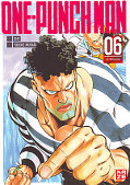 Frontcover One-Punch Man 6